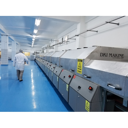 Microwave Belt Drying-Sterilization-Disinfection-Pasteurization Ovens