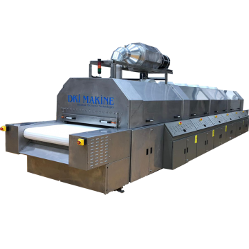 Belt Drying-Sterilization-Disinfection-Pasteurization Ovens