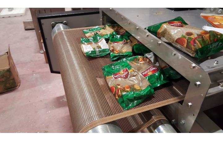 Mikrodalga Gıda Kurutma