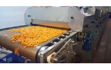 Fast And High Quailty Apricots Microwave Dryer - DKİ Machinery